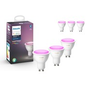 Philips Hue GU10 perfect fit (6-pack) - White and Color