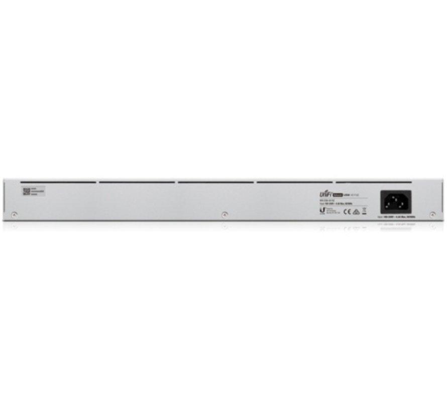 Ubiquiti UniFi Switch Gen 2 - 48 poort, 210W PoE