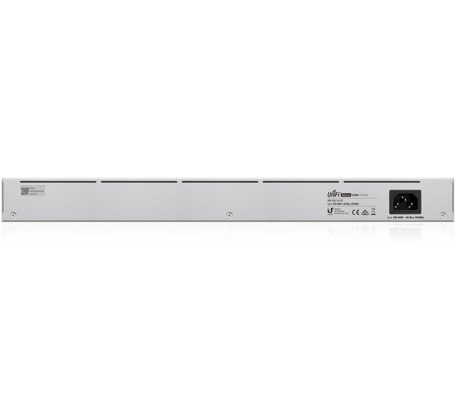 Ubiquiti UniFi Switch Gen 2 - 24 poort, 95W PoE
