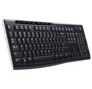 Logitech Logitech Wireless Keyboard K270 (Qwerty US)