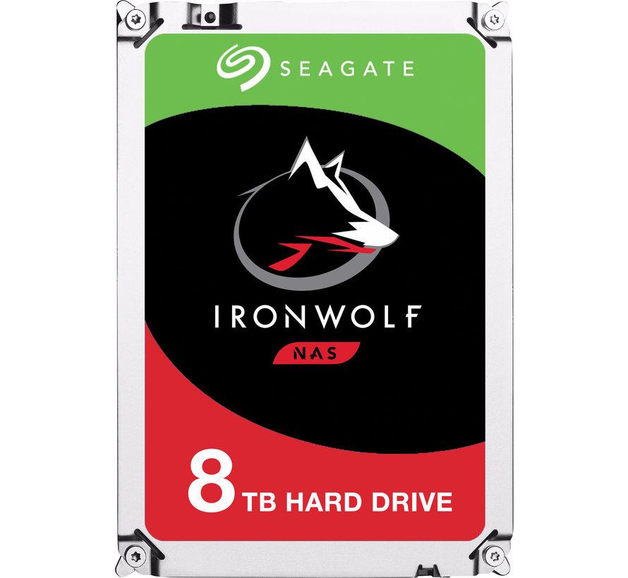 SEAGATE IronWolf NAS HDD 8TB