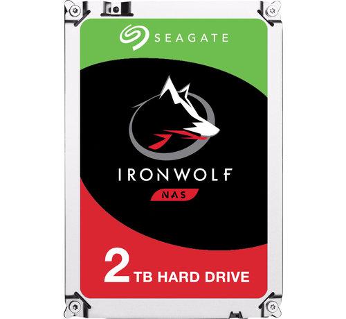 Seagate SEAGATE IronWolf NAS HDD 2TB