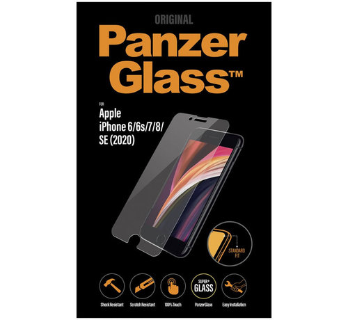 PanzerGlass PanzerGlass iPhone 6/6s/7/8/SE (2020)