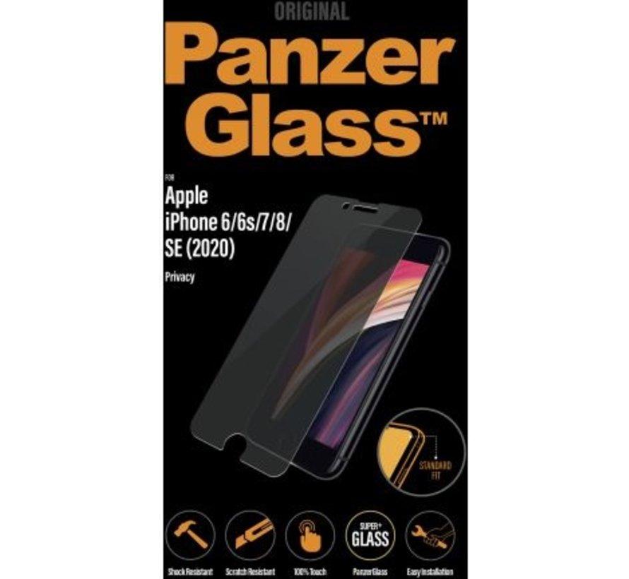 PanzerGlass iPhone 6/6s/7/8/SE (2020) - Privacy