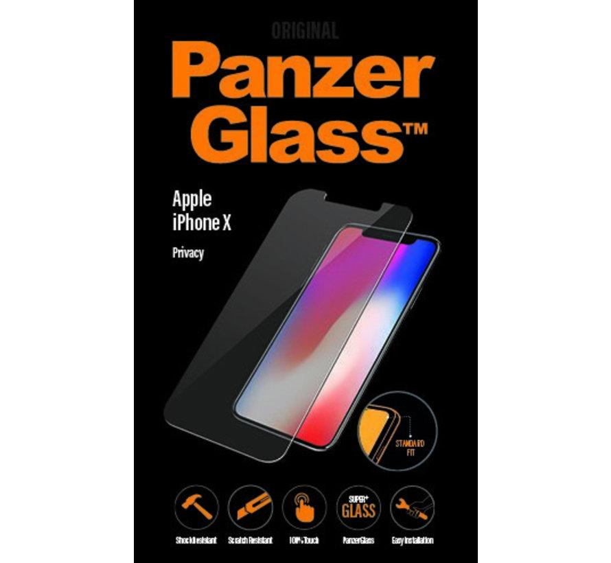 PanzerGlass iPhone X/Xs - Privacy