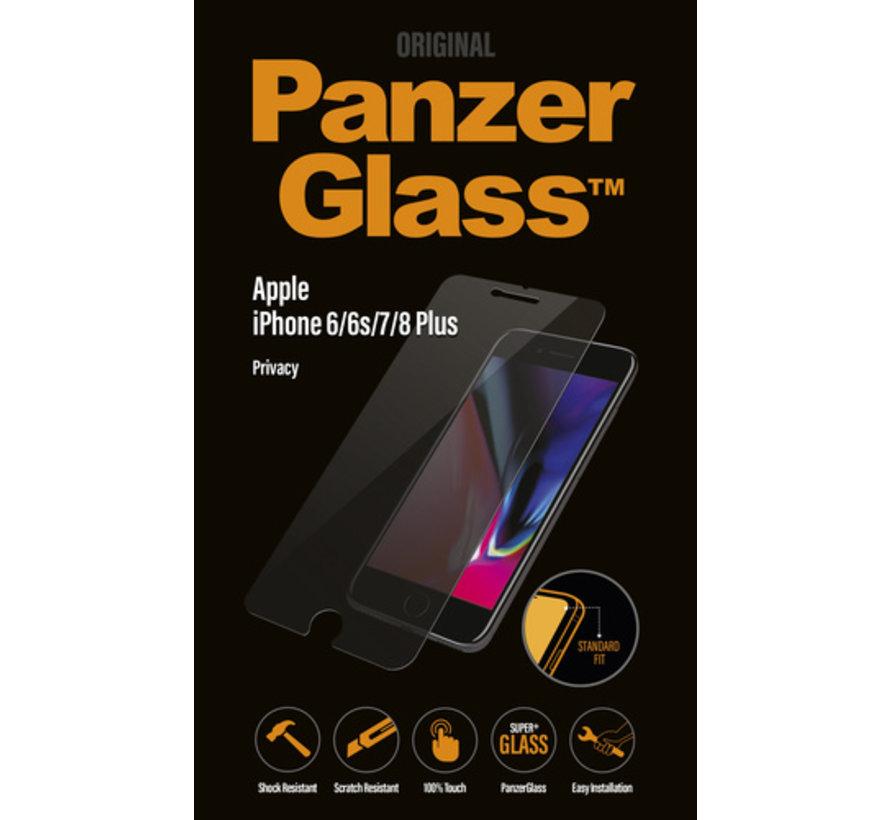 PanzerGlass iPhone 6/6s/7/8 Plus  - Privacy