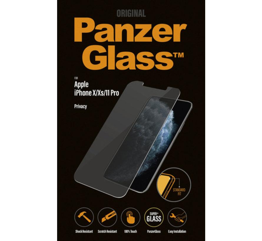 PanzerGlass iPhone X/Xs/11 Pro  - Privacy