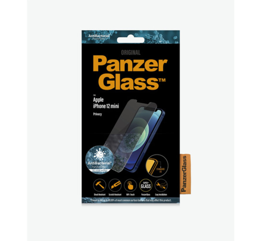 PanzerGlass iPhone 12 mini  - Privacy