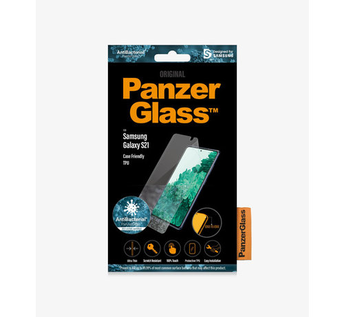 PanzerGlass PanzerGlass Samsung Galaxy S21 Edge-to-Edge