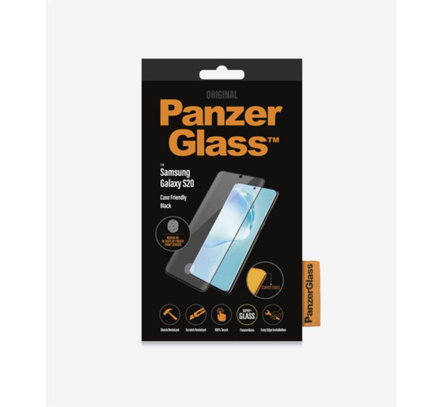 PanzerGlass Samsung Galaxy S20 Curved Edges