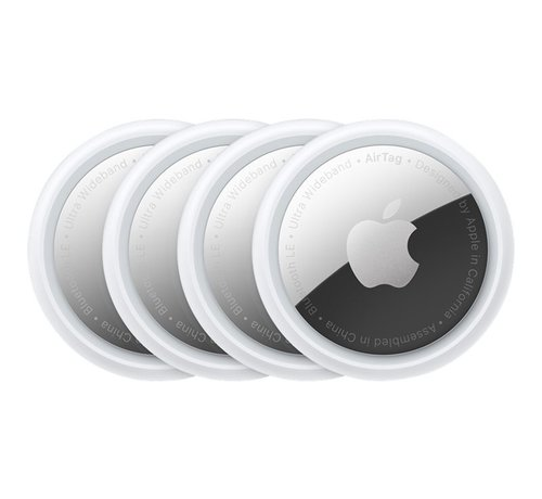 Apple APPLE AirTag 4 Pack