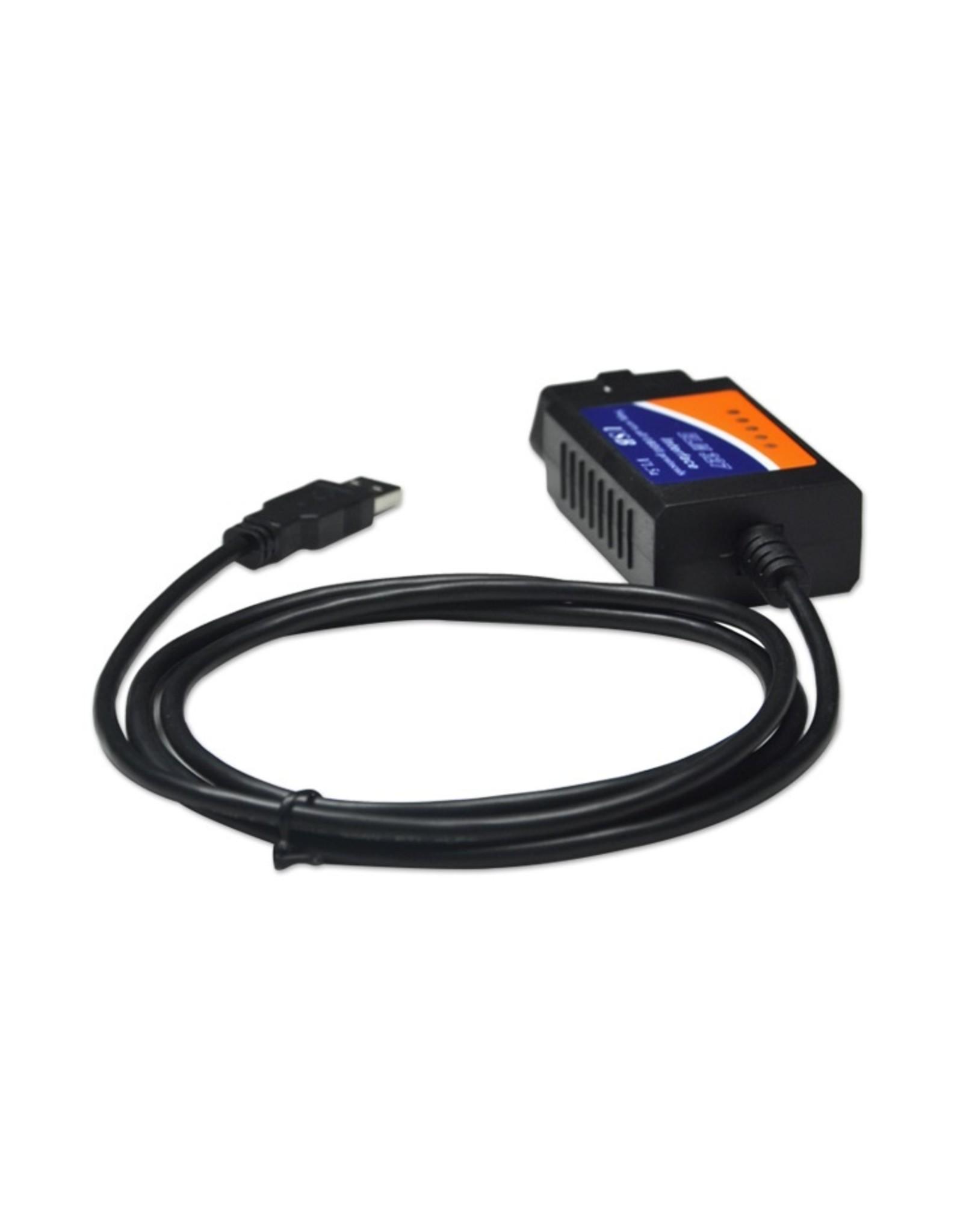 OBD2 USB scanner / ELM327 Interface