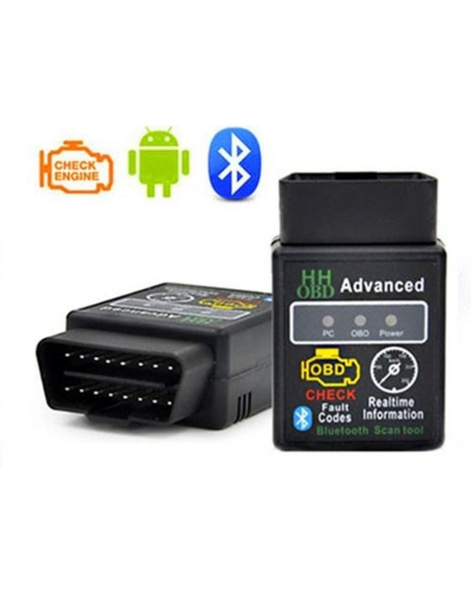 ELM327 Auto Scanner OBD2 CAN BUS Adapter Bluetooth Function - Motorstoringen uitlezen met een OBD2 scanner - Zelf storingen uitlezen en verwijderen