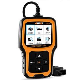 AD410 OBD2 Handscanner