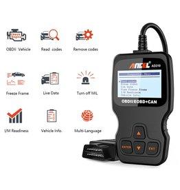 AD310 OBD2 Handscanner