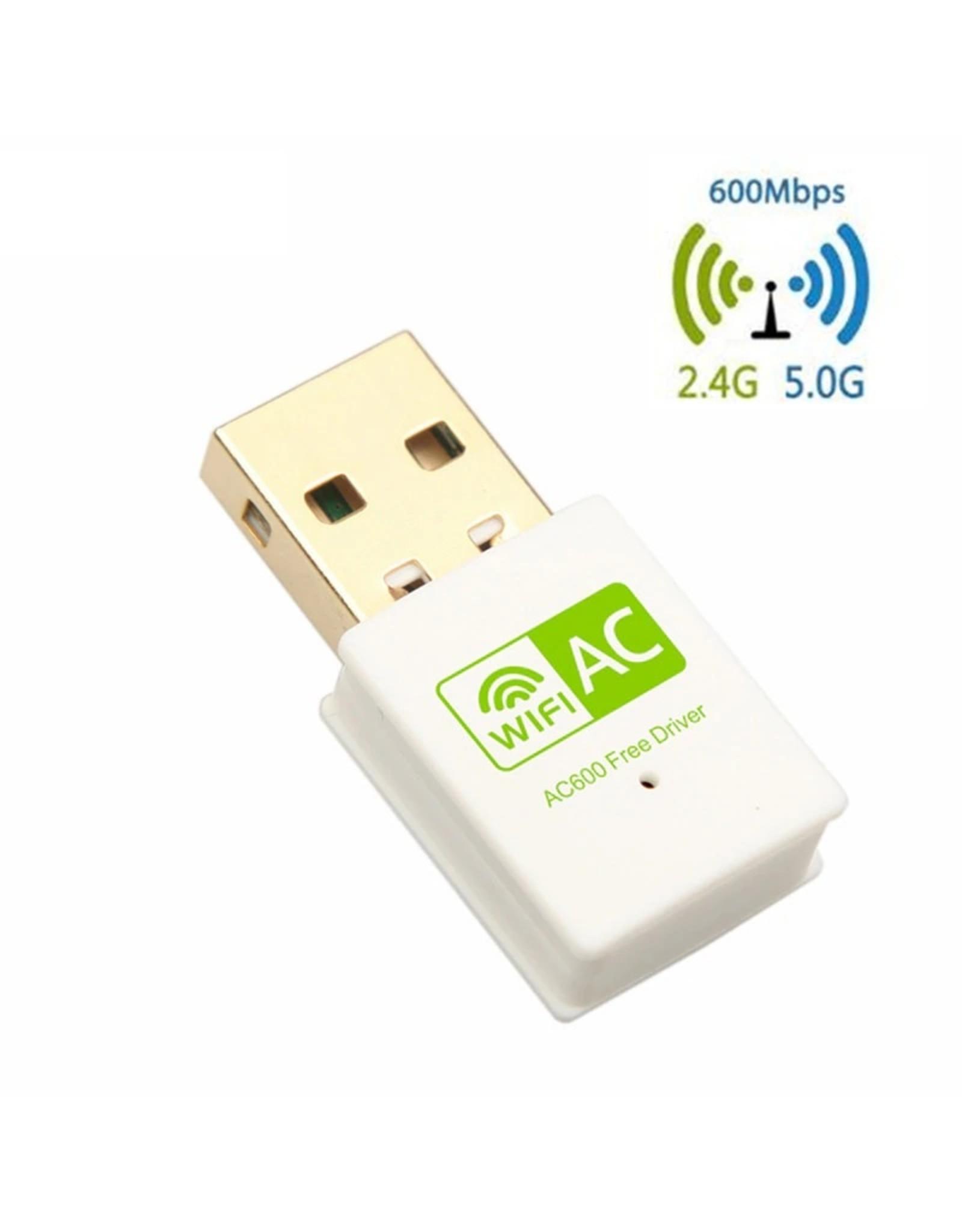 Merkloos USB AC Wifi Adapter