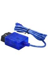 Merkloos OBD2 USB scanner / ELM327 Interface
