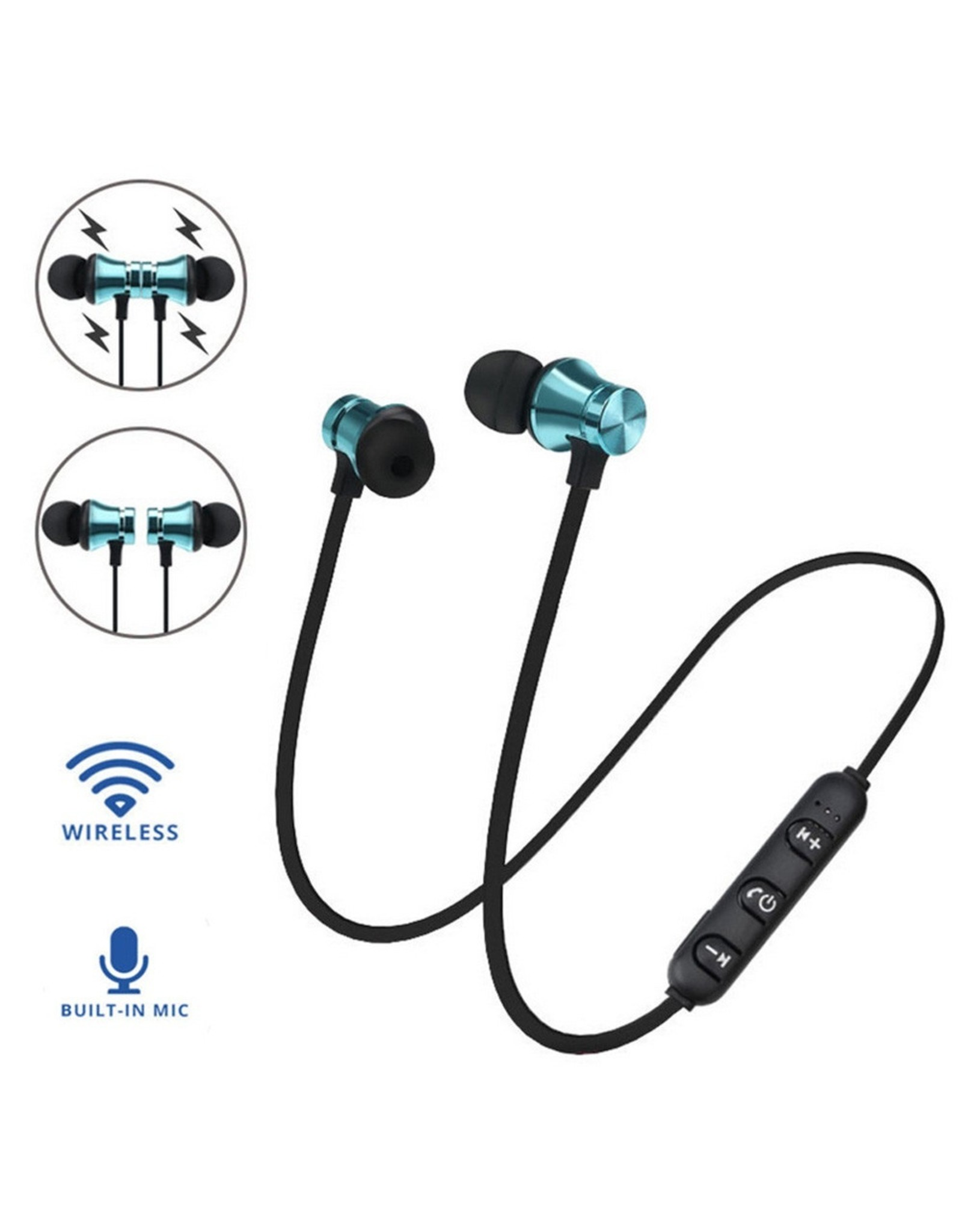 Bluetooth Draadloze Oortjes