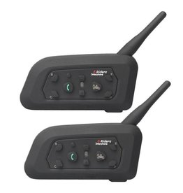 Merkloos Interphone Modules V6 - Motor communicatie systeem - Bluetooth headset