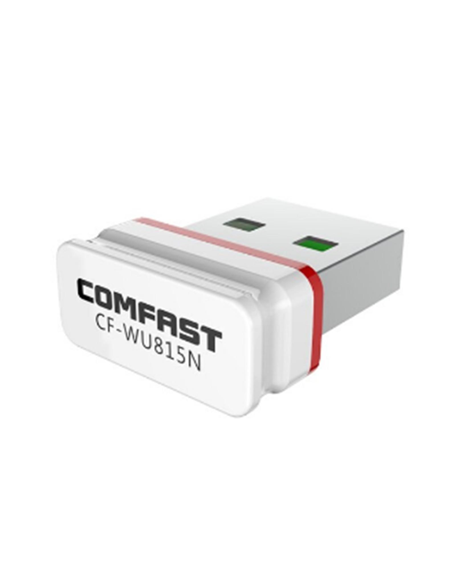 Comfast WiFi-ontvanger | WiFi Dongle | Mini WiFi USB Adapter