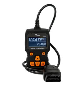 Vgate VS890S Code Reader Diagnostische Scan Tool - Diagnosecomputer - OBD2
