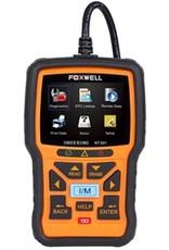 Professionele Full Protocoll Diagnosecomputer Type Foxwell NT301