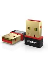 EDUP 150 Mbps WiFi Adapter – Wifi USB Adapter - netwerk adapter 802.11n / g / b LAN-adapter