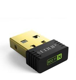 Merkloos EDUP EP-8553 MTK7601 chipset 150 Mbps WiFi USB netwerk 802.11n / g / b LAN-adapter - Wifi-Adapter - USB Wifi Adapter - WiFi Dongel