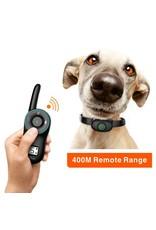 Merkloos Trainingshalsband - trainingsband voor u hond met afstandsbediening - Waterdicht - Oplaadbaar - Voor 1 hond