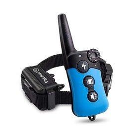 Trainingshalsband - Trainingsband - Teletac 300m oplaadbaar - Stroomband