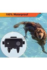 Trainingshalsband - trainingsband - teletac 800m oplaadbaar - Voor 1 hond