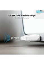Bluetooth 4.0 USB Micro Dongle / Adapter - Wit