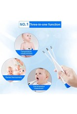 Baby thermometer –Digitale thermometer – Lichaamsthermometer – Kleur: Blauw met wit