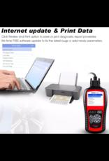 OBD-scanner - OBD2 – OBDII – Diagnose scanner - Diagnosecomputer - Autel AL519