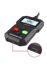 KW590 Diagnosecomputer - OBD2 - EOBD - CAN Handscanner – Diagnoseapparatuur - Motorstoring Codelezer - OBD-scanner