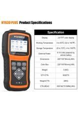 Foxwell NT630 Plus Universele OBD2, ABS en Airbag Tool – Bluetooth scanner - OBD2 scanner - diagnose gereedschap - tool