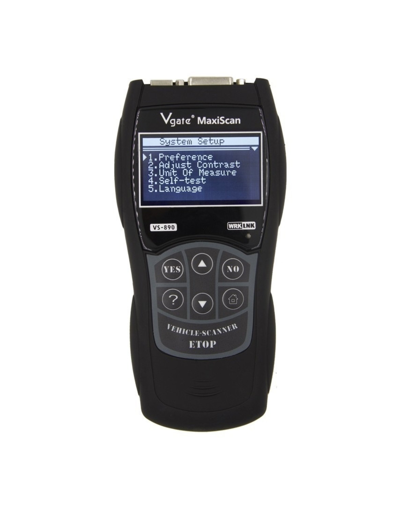 obd2 scanner vgate maxiscan vs 890