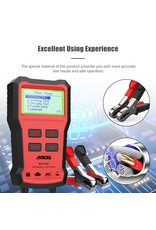 Ancel BST100 Auto Batterij Tester OBD2 12V Auto Inspectie Gereedschap 100-2000CCA Auto Charger Gereedschap Voor Auto Opladen Diagnose