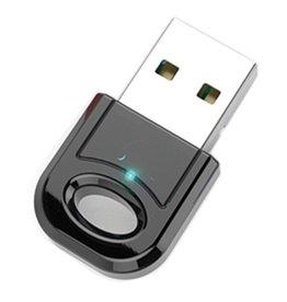 Bluetooth CSR 5.0 Dongle - Mini Bluetooth 5.0 USB Adapter – Dongle - Bluetooth adapter - draadloze dongle - verbind meerdere bluetooth apparaten
