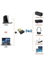 Wavlink Mini Usb Bluetooth Adapter V4.0 Dongle Low Energy USB Adapter Vergulde Plug & Play Micro Dongle voor PC Laptop Desktop
