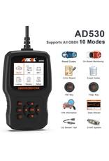 Ancel AD530 OBD2 ODB Automotive Scanner Batterij Tester Volledige OBD2 Auto Motor Diagnostisch Tool Codelezer OBD 2 Scan Tool