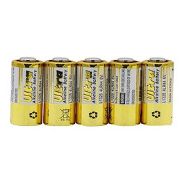 Merkloos 5 stuks 4LR44 - 476A - PX28A - Batterijen - Fotobatterij - 6 Volt