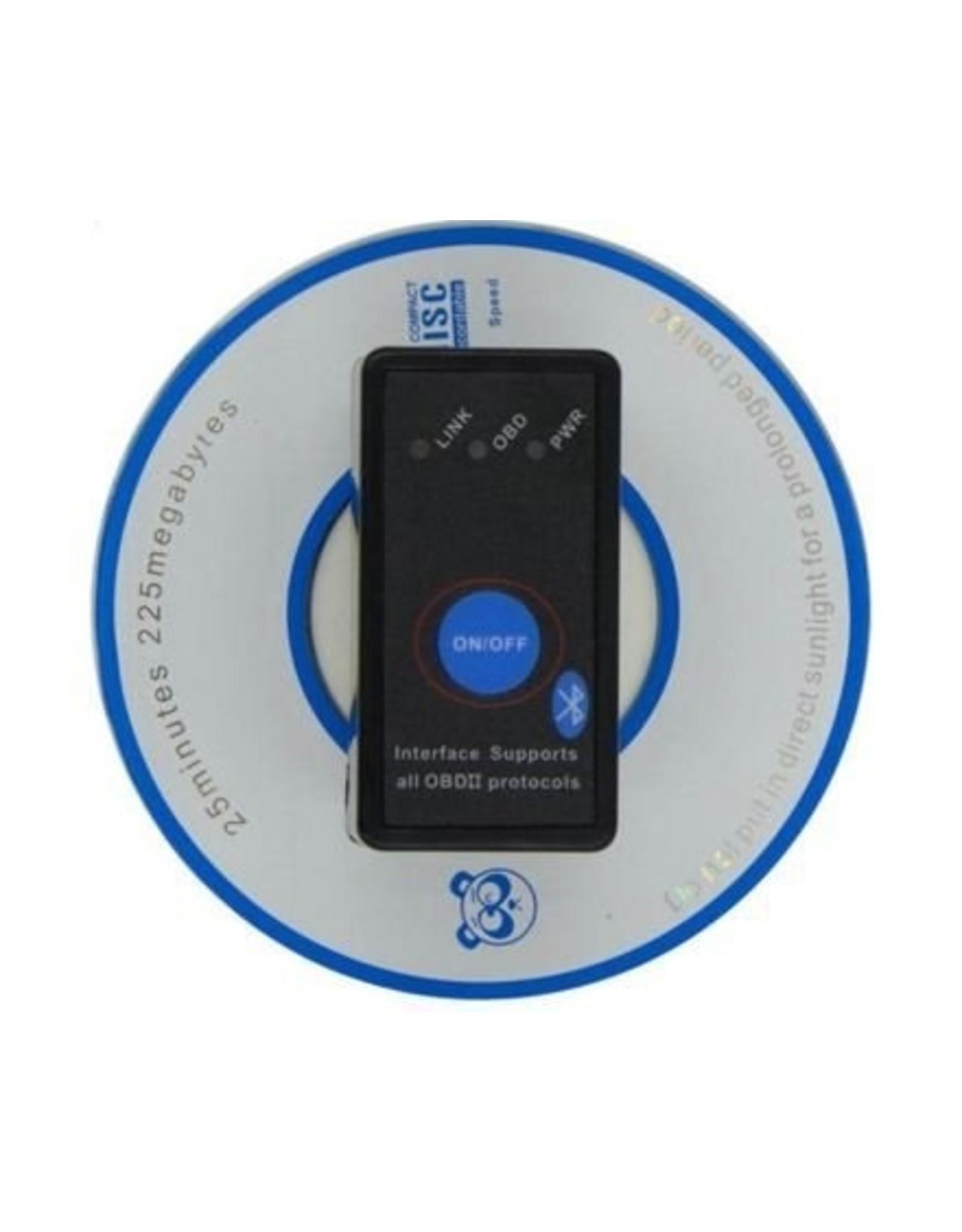 Auto ELM327 OBDII Diagnose Scanner met Bluetooth Functie