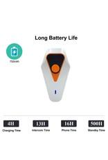 WT002 Bluetooth-communicatiesysteem voor motorfietsen.