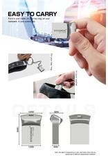 Merkloos Hoge snelheid USB 3.0 mini-flashdrive Waterdichte USB-flashdrive-geheugensticks