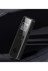 V90 Digitale Voice Recorder 1536 Kbps Hoge Opnamekwaliteit Geluidsreductie One-Touch Opname Spraakherkenning Dictafoon MP3