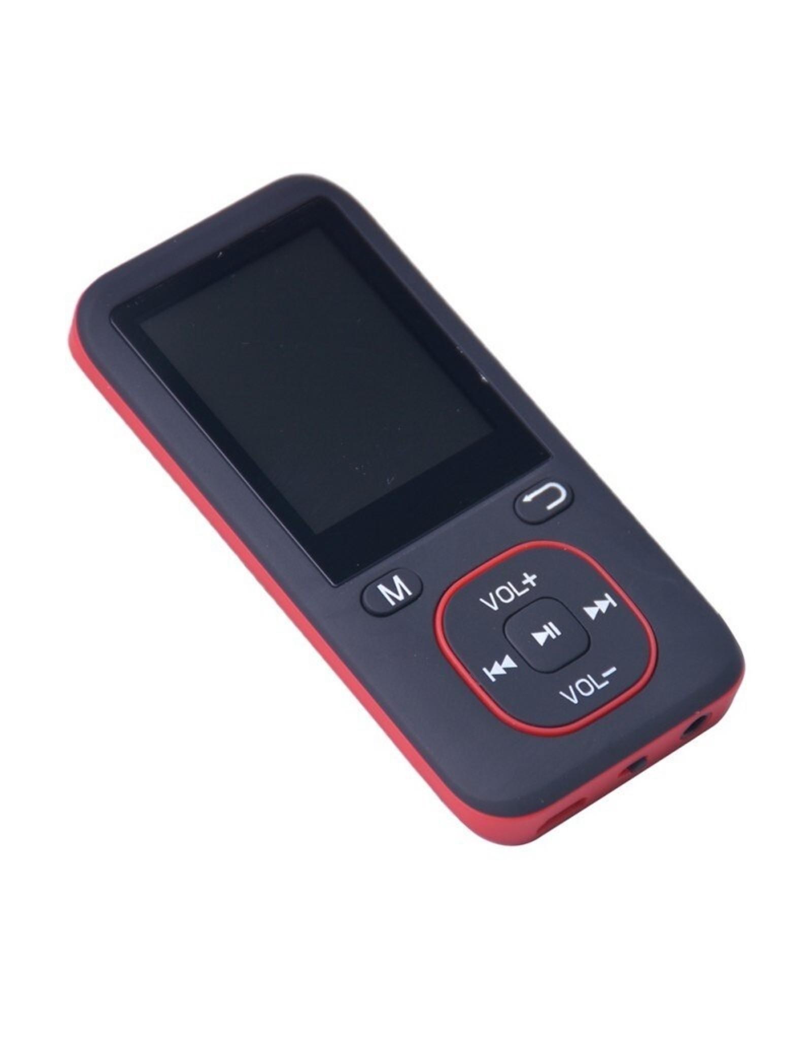 Digitale Voice Recorder - HD Ruisonderdrukking - Muziek MP3 Videospeler - FM-radio - Ebook - Audio-opname - Dictafoon - Ingebouwde Microfoon