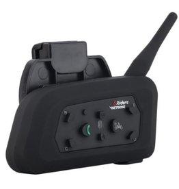 Merkloos Interphone Modules V6 - Motor communicatiesysteem - Bluetooth - 1200 Meter