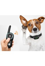 Trainingshalsband - trainingsband voor u hond met afstandsbediening - Waterdicht - Oplaadbaar –DOG300 - Voor 1 hond