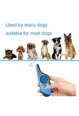 Doggy Training 500 M Pet Geluid, trilling en schok modus - Elektronisch - Stop Honden Blaffen Waterdichte en Oplaadbare Trainingsapparatuur